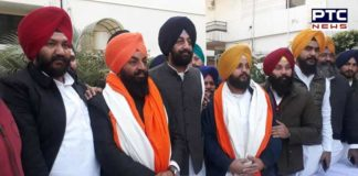 Youth Akali Dal Jaspreet Singh Rana Pathankot Rural And Ramandeep Singh Sandhu Gurdaspur Rural President Appointed