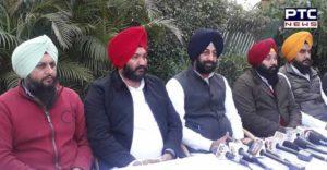 Youth Akali Dal Jaspreet Singh Rana Pathankot Rural And Ramandeep Singh Sandhu Gurdaspur Rural President Appointed