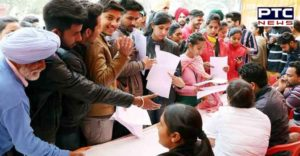 Employment Fairs first 2 days 50 percent Employment :Capt Amarinder Singh