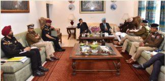 Capt Amarinder Singh non-traditional terrorism Commando battalion SOG