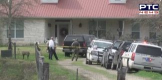 infant, found shot dead