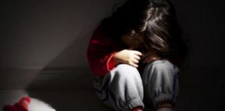 5-yr-old girl raped