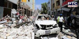 Car bomb kills two