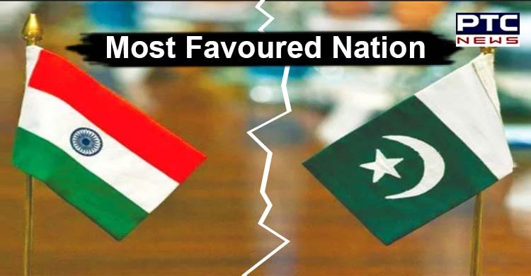 Favoured Nation Status