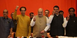 BJP-Sena to contest Lok Sabha, Assembly polls jointly: Shah