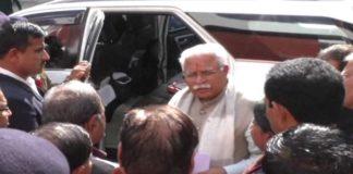 CM Khattar