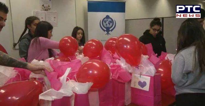 Calgary's Sikh community spreading love