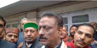 Congress President Himachal