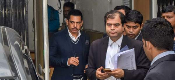 ED questions Vadra for 9 hours