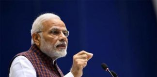 Govt to expedite campaign to rid country of the corrupt: PM Modi
