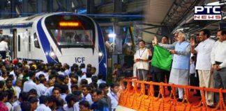 India's fastest Engineless train