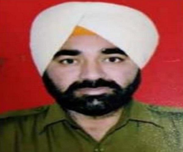 Pulwama terrorist attacks During Moga young Jamal Singh Martyr