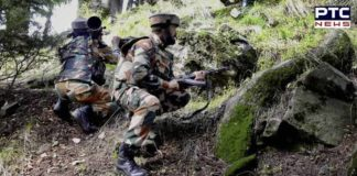 Lashkar-e-Toiba (LeT) terrorist killed
