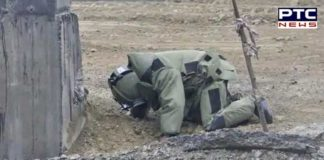 Army Major killed