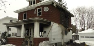 upstate New York house fire