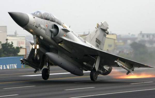 Mirage 2000 used in air strikes due to high success rate against long range targets