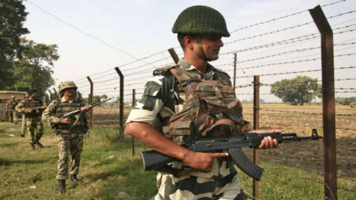 Pakistan violates ceasefire in J&K's Rajouri