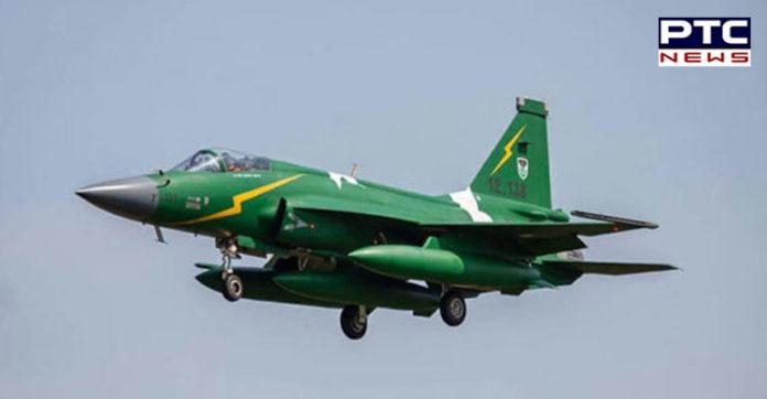 Pakistani jets cross LoC