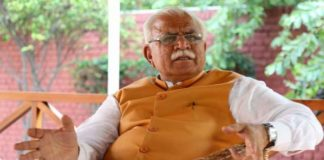 Previous govts used Jind just as platform to hold rallies: Manohar Lal Khattar