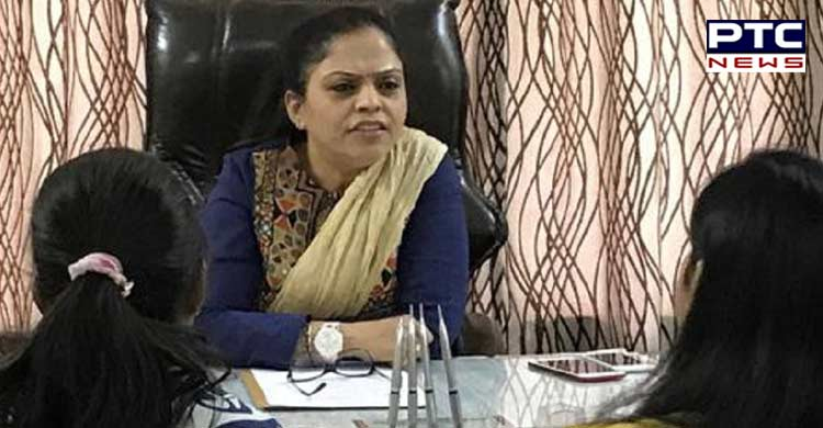 Haryana : Punjab State Women's Commission Chairperson chased by miscreants  , Two held