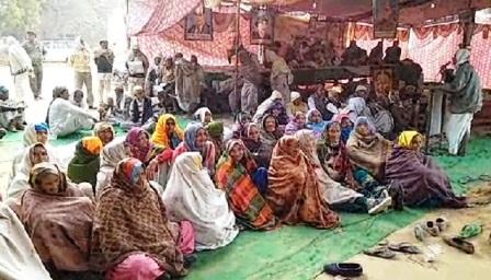 Rewari Protest