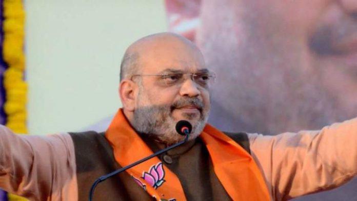 Raja-maharaja govt in Punjab, 'mahagathbandhan' leaderless: Amit Shah