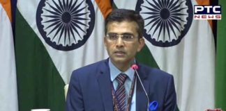 MEA on Pakistan , China holding consultation on Kashmir in UNSC