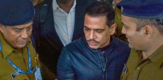 Robert Vadra to be questioned again on Wednesday