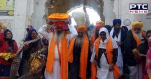 Shabad Guru Yatra Gurdwara Patshahi Bathinda Next step Depart