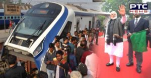 Day after Launch, Vande Bharat Expres breaks down