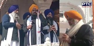 Avtar Singh Hit completes his religious punishment