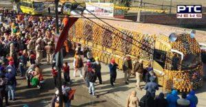 Shabad Guru Yatra Gurdwara Singh Sabha Jalalabad Next Phase Depart