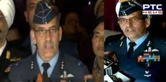 Indian Army Pakistan F-16 ship Use Presented evidence