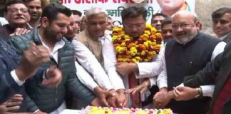 Congress Leader Ashok Tanwar