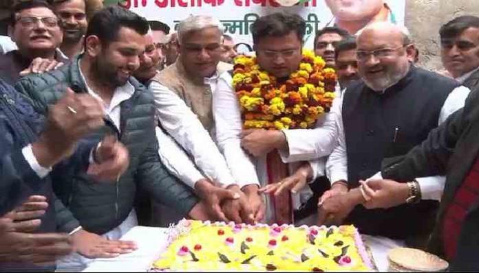 Congress Leader Ashok Tanwar