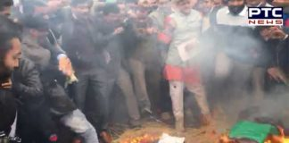 Protests emerge across Punjab against Pulwama terror attack
