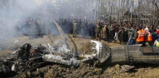Families of IAF personnel killed in J&K chopper crash grieve