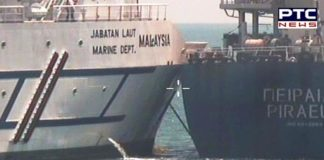 Tensions between Malaysia, Singapore flare after boat collision