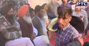 Ludhiana Dhiyan Di Lohri 'event Quarrel