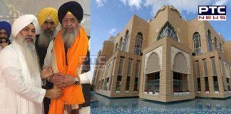 Bhai Gobind Singh Longowal Gurunanak Darbar Sikh Gurudwara Dubai obesiance