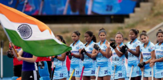 Indian women's (junior) team ends tour of Spain on an even note