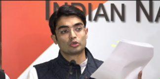 Jaiveer Shergill seeks Congress ticket from Sri Anandpur Sahib