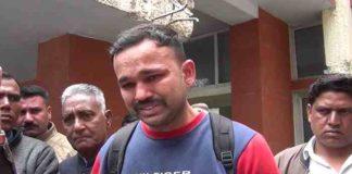Soldier Satbir Singh