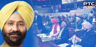 Punjab Vidhan Sabha Budget fraud on people : SAD