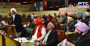 Punjab Vidhan Sabha Budget fraud on people : SAD