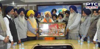 SGPC Inspector Jassa Singh Mand retirement Given departure