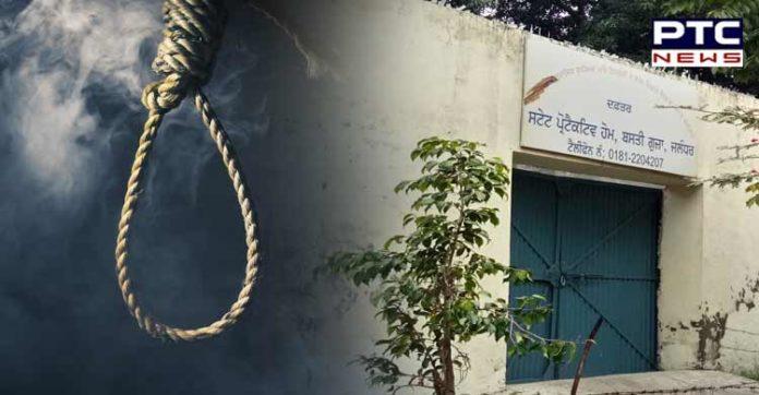 Sangrur town Sherpur laborer hang Suicide