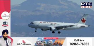 Air Canada resumes flights