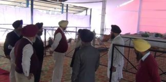 Akali Rally Prepration