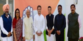 Ashray Sharma Joins Congress